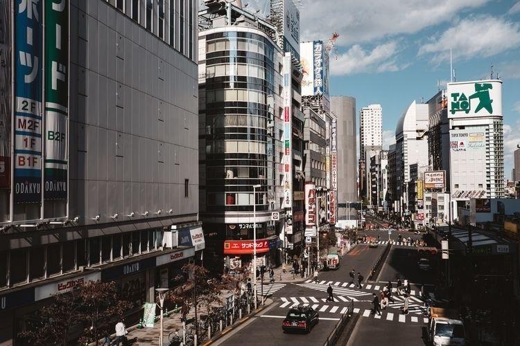 Shinjuku, Tokyo - tokyo, japan, travelling - adamkozlowski | ello