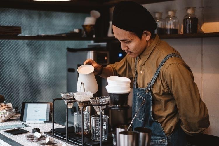 Counterpart Coffee Gallery, Tok - adamkozlowski | ello