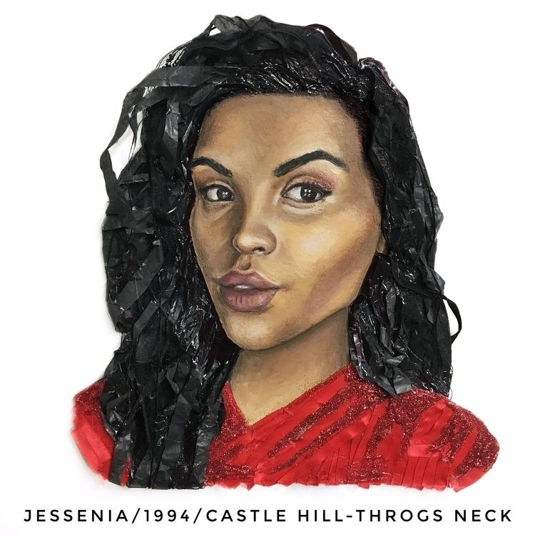 Jessenia/1994/Castle Hill-Throg - legniniart | ello