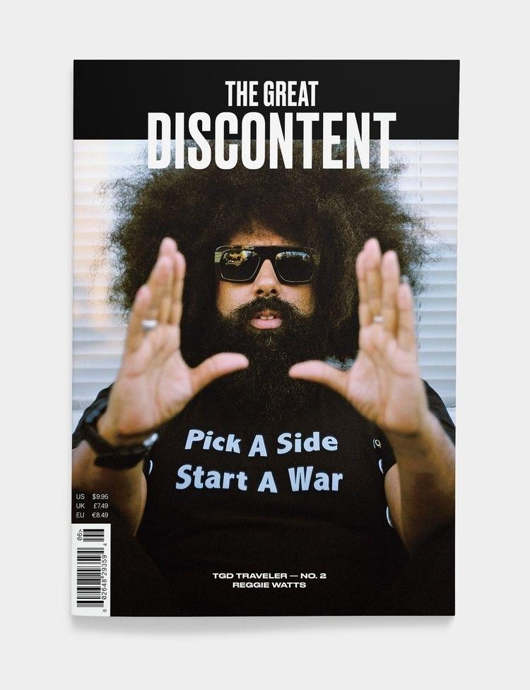 Brand TGD Traveler Reggie Watts - domestica | ello