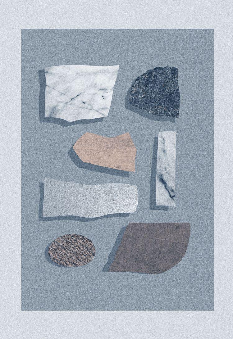 minimal, abstract, illustration - alejandragarcia | ello