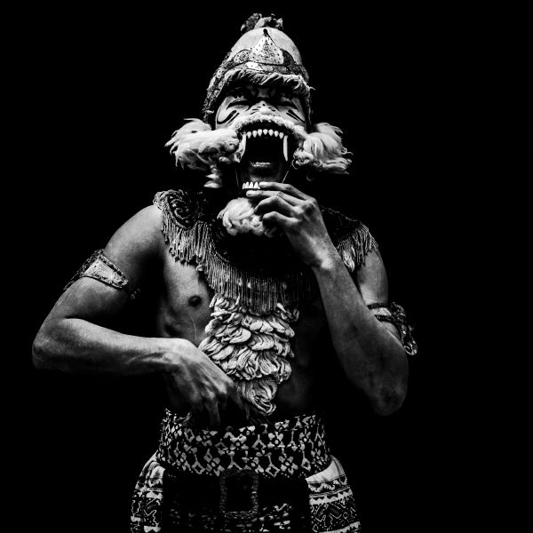 Hanuman, Monkey God; Ramayana b - wizemark | ello