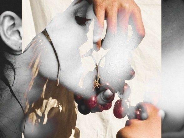juice grape liquid quintessence - pourpose   ello