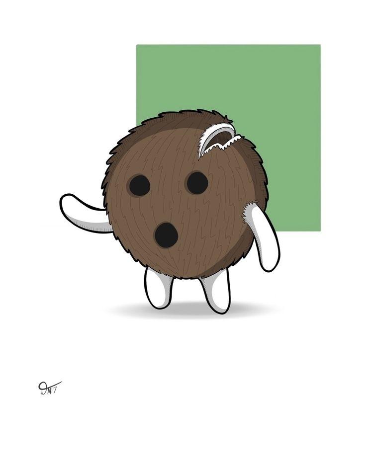 Coconut Bite Follow IG: DylanJo - dmichael2016 | ello