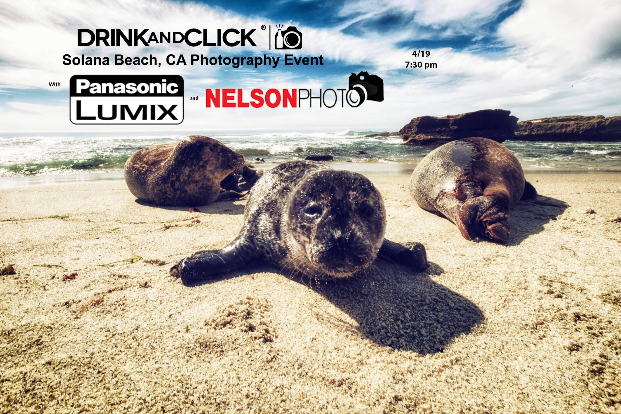 Drink Click Solana Beach, CA Ev - juangonzalez | ello