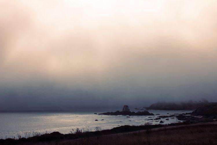 Moody Coast -- California - weswesweswes | ello
