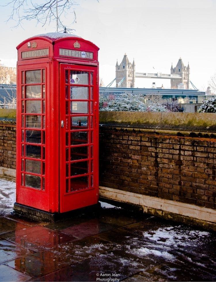 London Snow - Series Number 2 - ajean122   ello