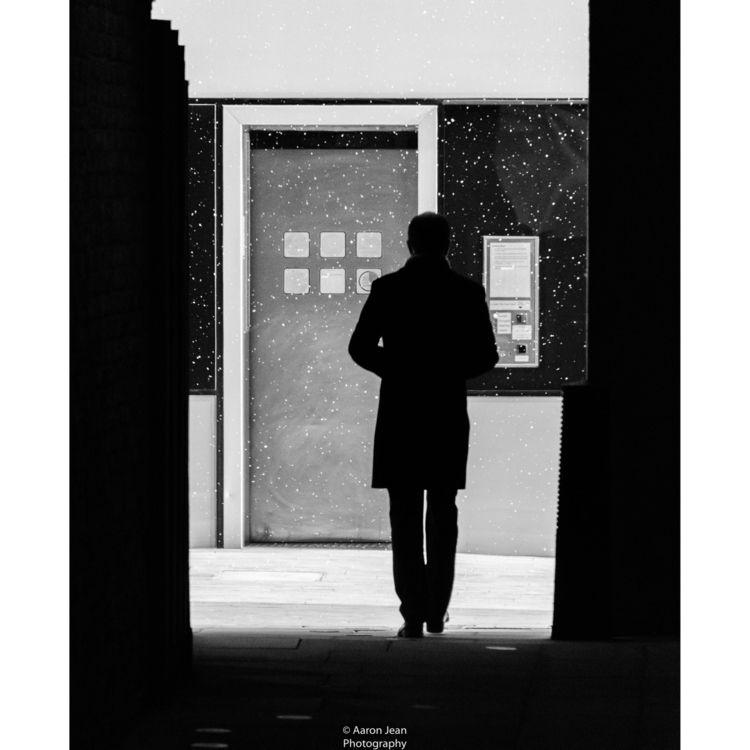 —Passage— Series - London Snow  - ajean122   ello