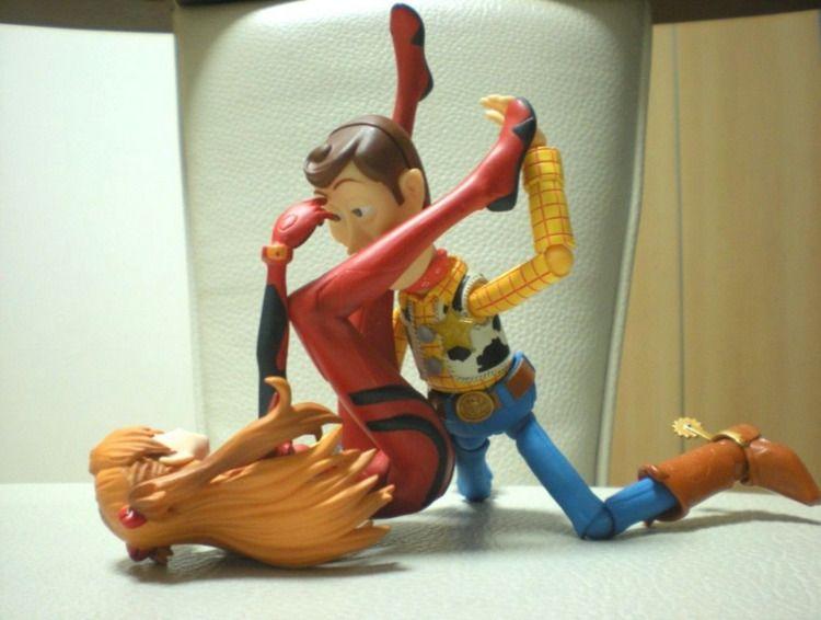 Neon Genesis Evangelion + Toy S - brunamiyazakifurlan   ello