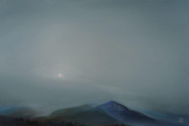 painting 'Evanescent II' 2018 o - darren_cranmer_art | ello