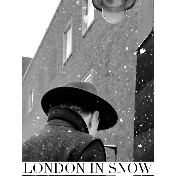 Series: London Snow, ————— word - aaronphotography | ello