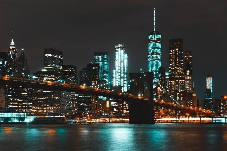 Brooklyn Bridge, York City - photography - kaipilger | ello