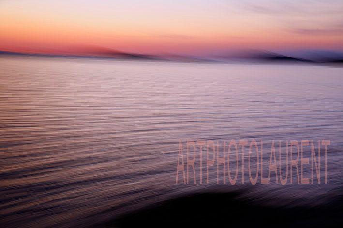 sea, islands, sunset, croatia - artphotolaurent | ello