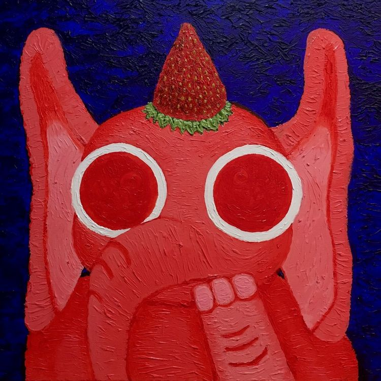 Silly Elephant, Hat... Straaaaw - yocalvi | ello
