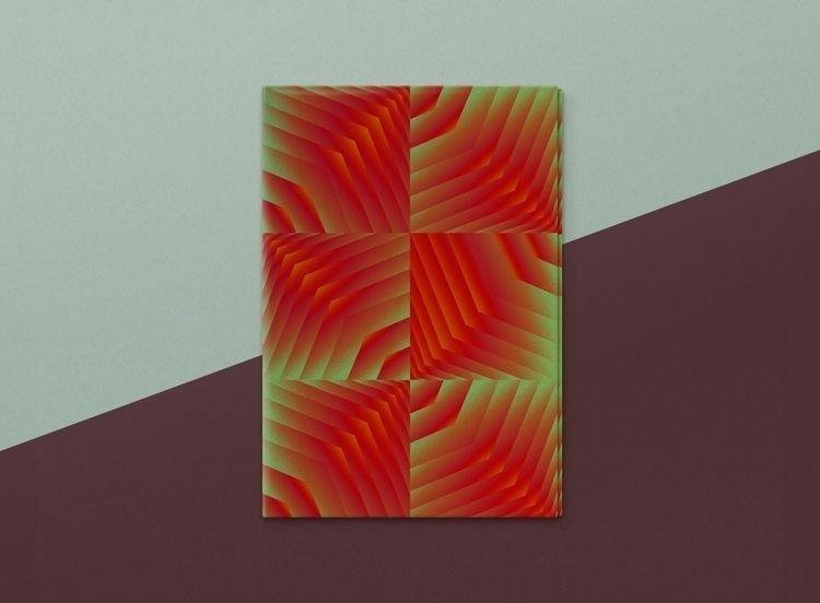 «Pale zigzag» Divin. graphic de - divincreador   ello