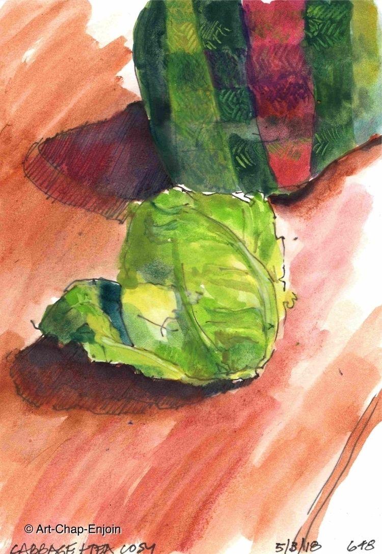 - Cabbage tea cosy Today pot pr - artchapenjoin | ello