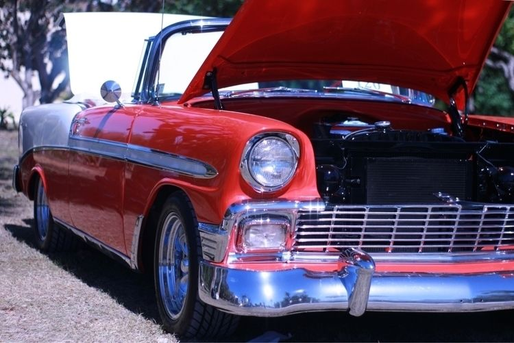Vintage Chevrolet Corvette - wabearultra | ello