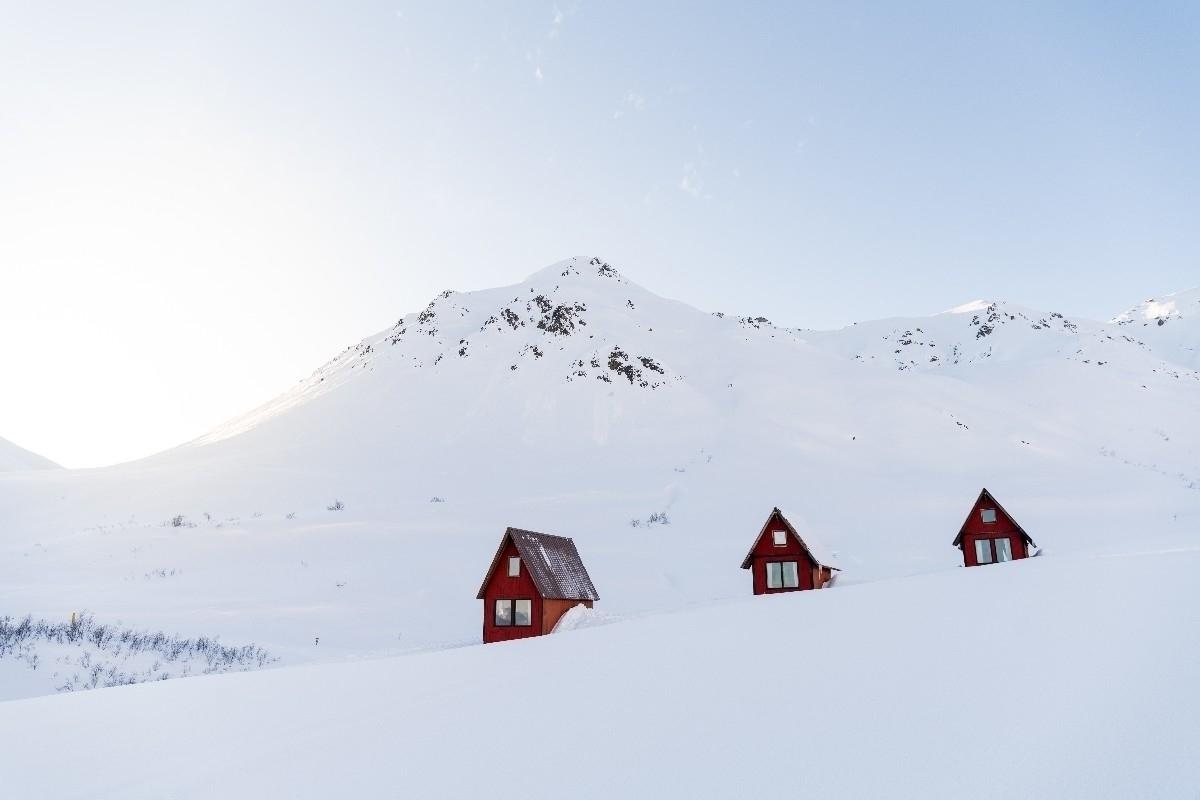 cabins Hatcher Pass - alaska, photography - aphotosmith | ello