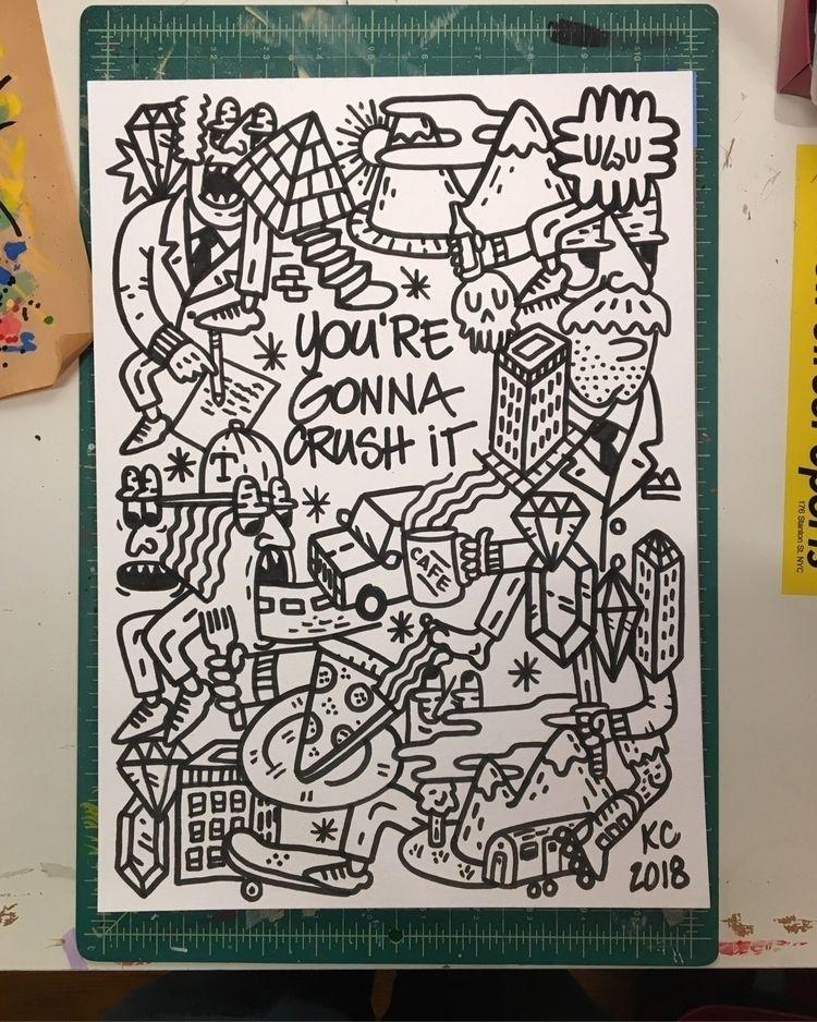 Doodle Market SATX. Check sprin - kyleconfehr | ello
