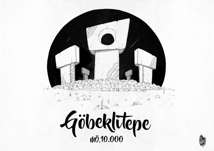 Göbeklitepe // Antique Anatolia - selametalkan | ello