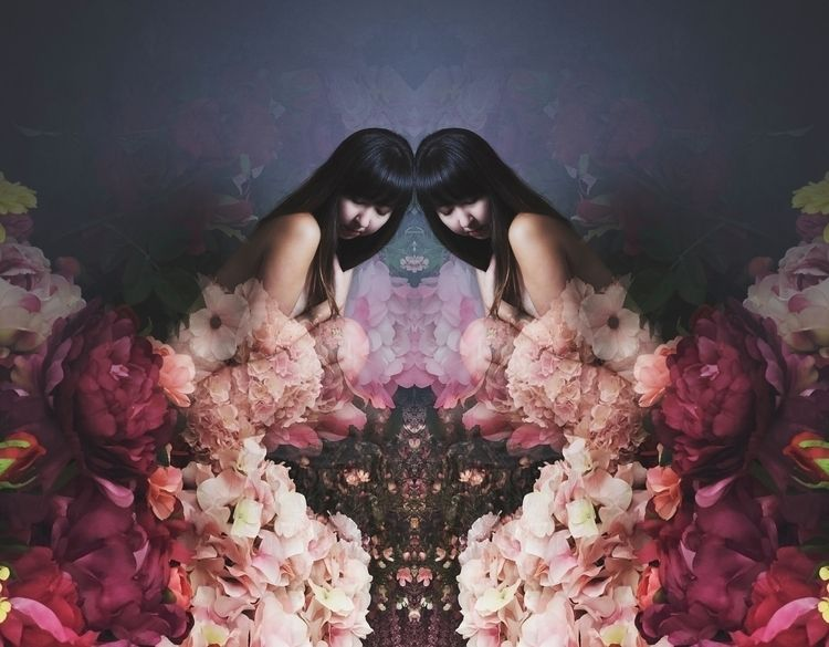 kind mirror image edit Lisa Kim - lisakimberly | ello