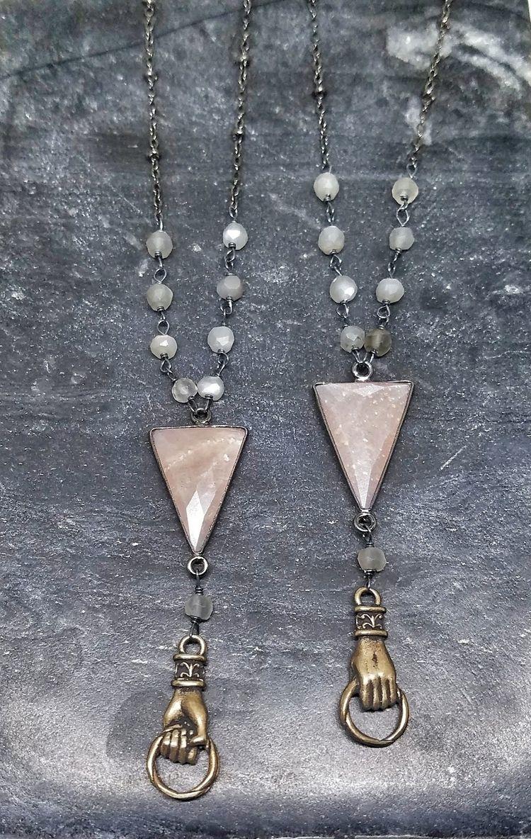 lolafaejewelry, handcharm, mudra - lolafaejewelry | ello