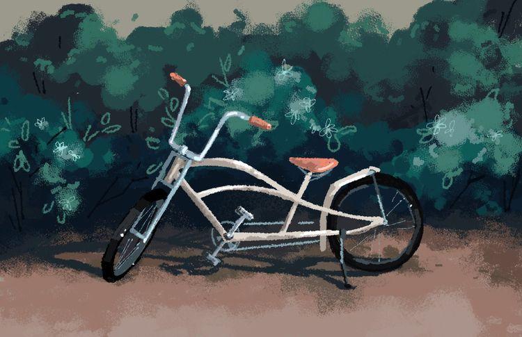 artist cold Russia cycling enth - mashamarks | ello