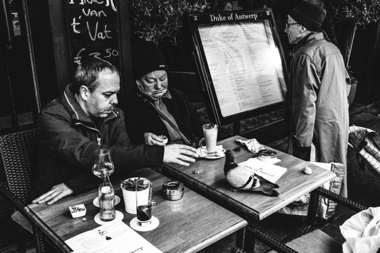 duke Antwerp - streetphotography - jinghels   ello