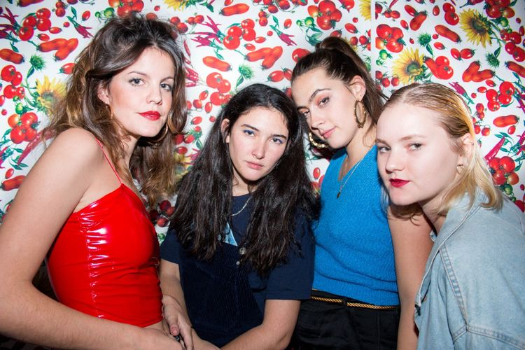 Hinds share catchy single, Club - alexyoung231 | ello
