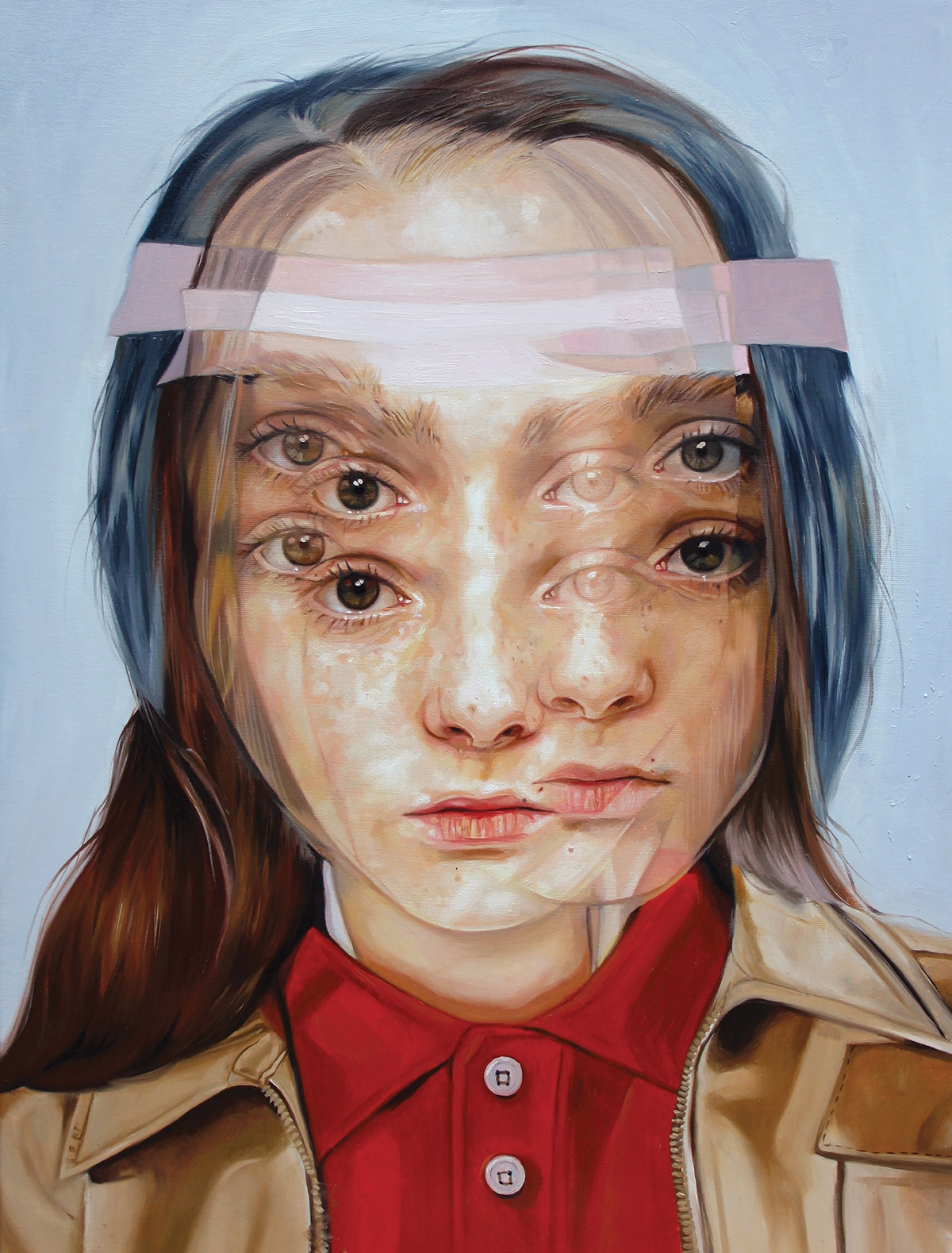 Paintings Alex Garant - art, painting - inag | ello