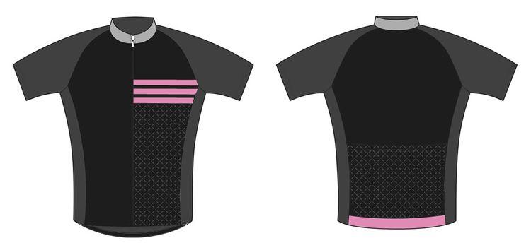 mockup cycling jersey potential - markmaloney   ello