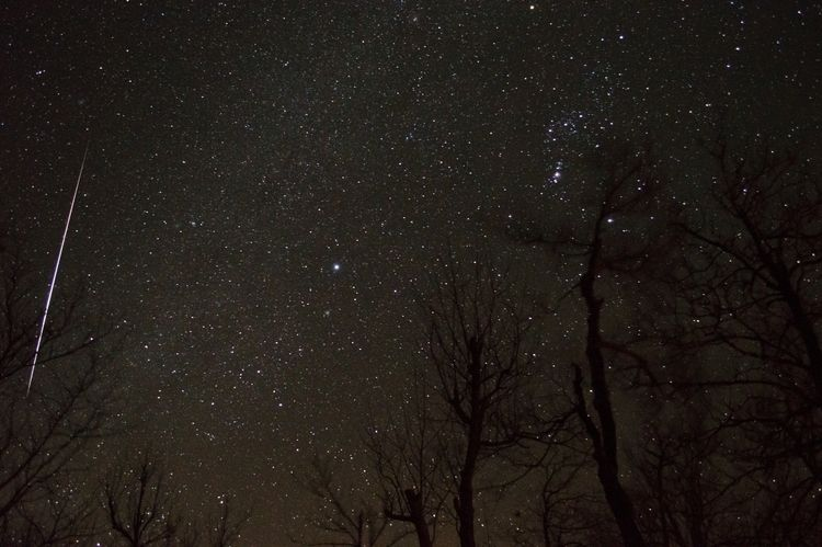 Geminds meteor, December 2017 s - athousandbillionsuns | ello