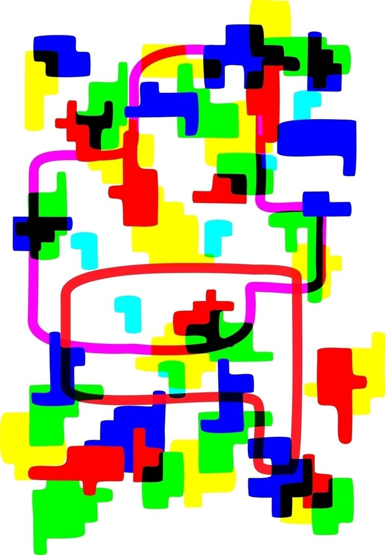 Figuras 1 - design, art, shapes - j_r_s_   ello
