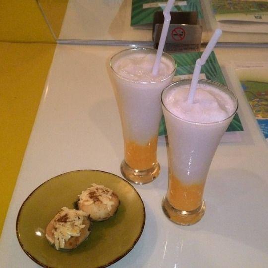 Rice Cakes Coconut Shake Mango  - vicsimon | ello