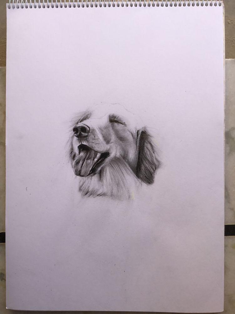 Finished.  - drawing, blackandwhite - himanshisart | ello