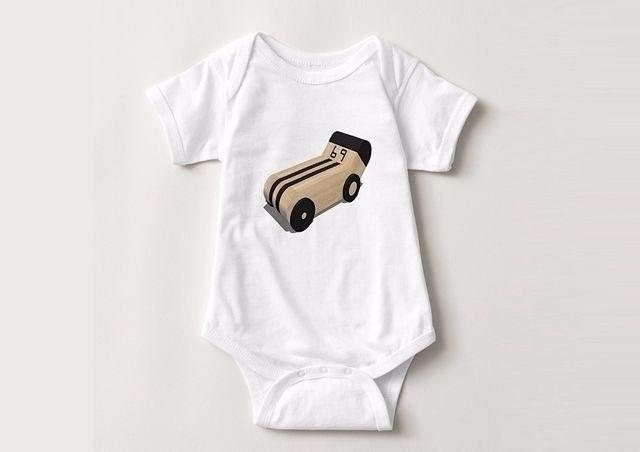 Bolide buy print baby BODYSUIT  - grabatdot | ello