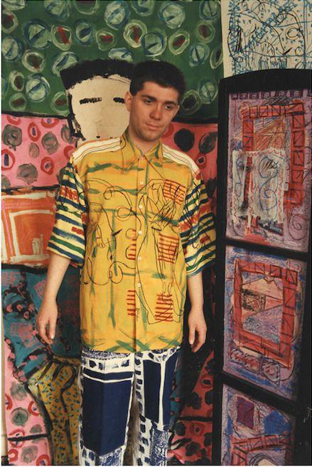 Damian Le Bas artwork, 1984 - photography - modernism_is_crap | ello