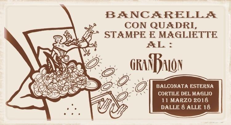 Bancarella Gran Balon Domenica  - andrea_marchese | ello