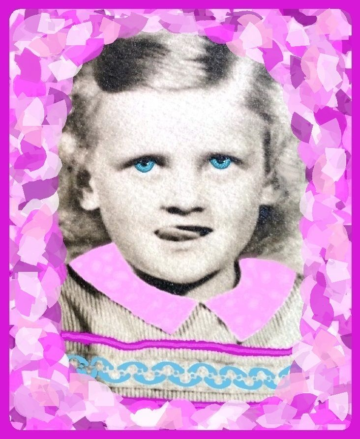 Mom 1946 - photography, art, digitalart - rjayslais | ello