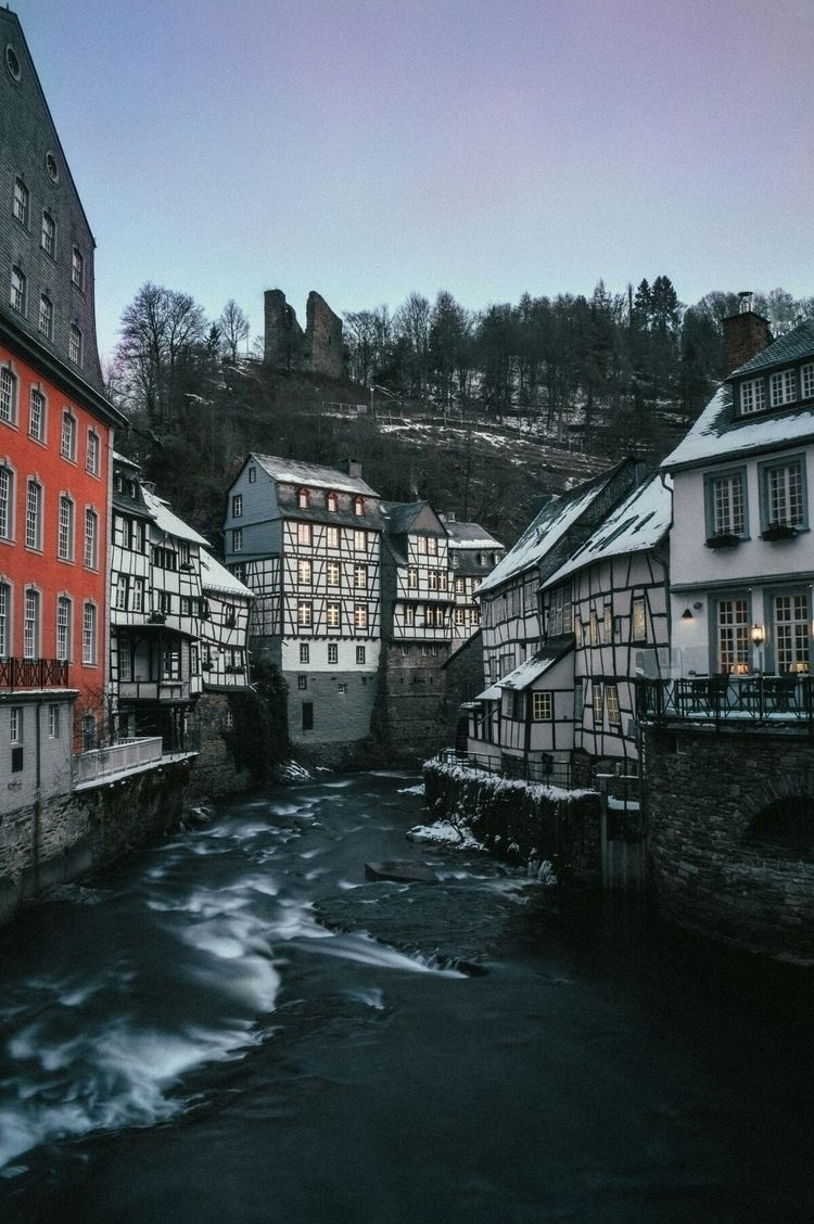 exploring west Germany - landscape - thocra | ello