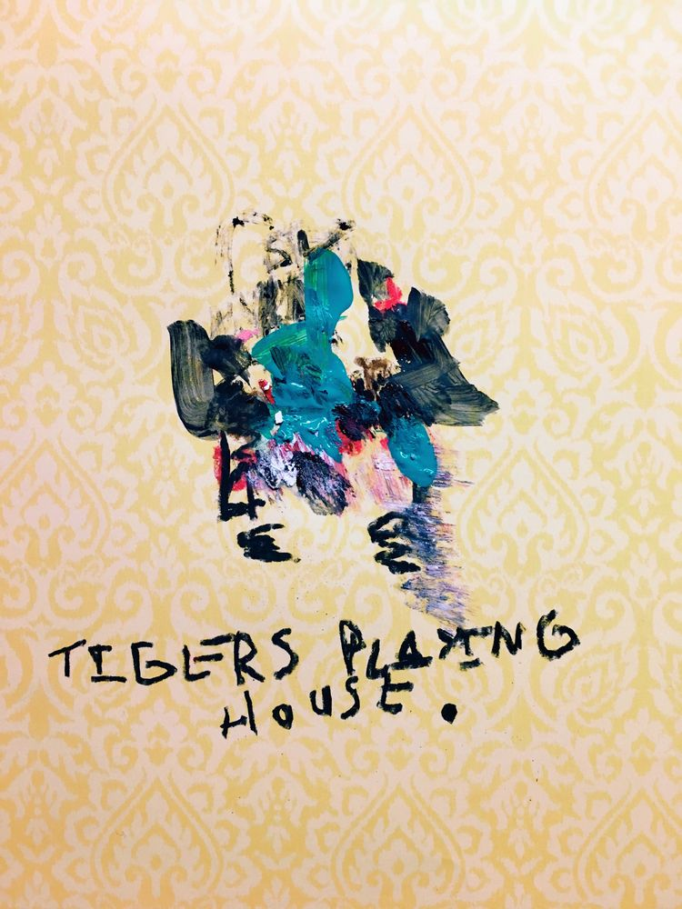 Tigers Playing House, 2018 (+ t - jkalamarz | ello