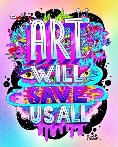 powerful art Jason Naylor Today - sowow_magazine   ello