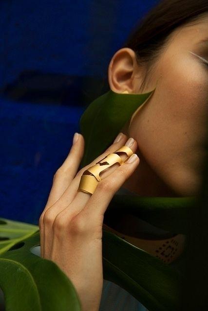 powerful! Paula Mendoza Jewelry - sowow_magazine | ello