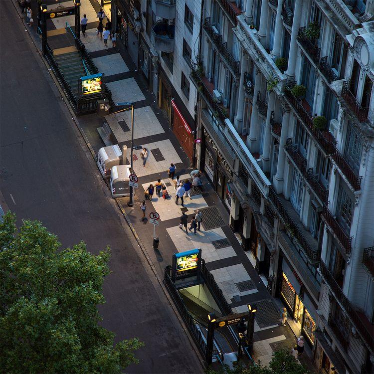 Streets Buenos Aires - sandercrombach   ello
