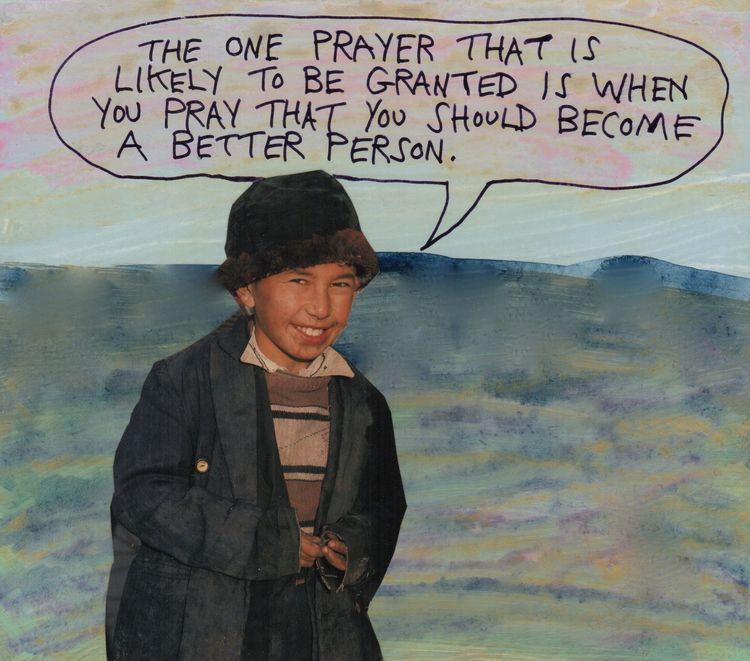 works atheists - prayer - stoicmike   ello