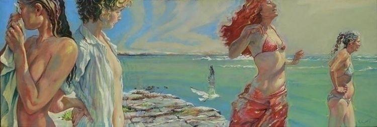 Stone Sky, Christopher Cart, 20 - chriscart | ello