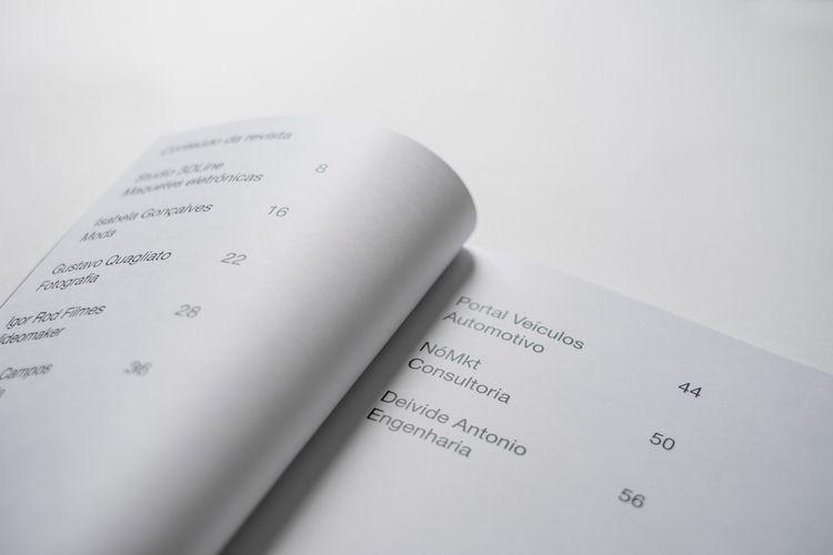 Nossa primeira revista de portf - cesarebrand | ello