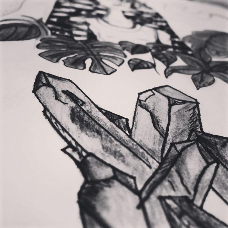 piece sketch months - aistek | ello