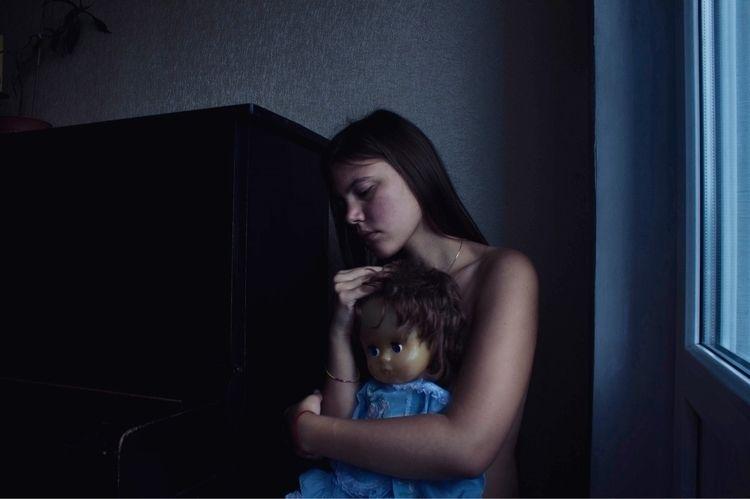 Childhood - art, artphotography - sickinspace | ello