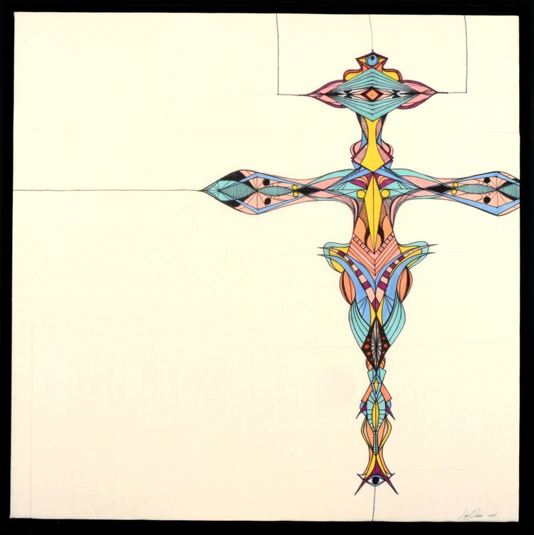 105cm Markers canvas Transforma - lopez-orsini   ello